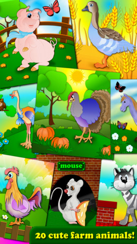 Animal Jigsaw Puzzle! 1