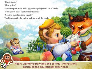 The Tale of the Missing Acorns HD - Mystery Theme Studybook By WiseKids 3