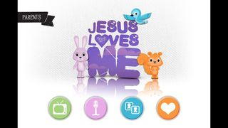 Jesus Loves Me1