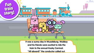 WUBBZY'S TRAIN ADVENTURE 1