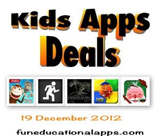 Kids Apps Deals - Education