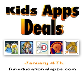 AppFriday Free Kids Apps