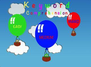 Keyword Comprehension