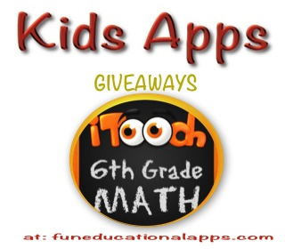 App Giveaway - iTooch MAth