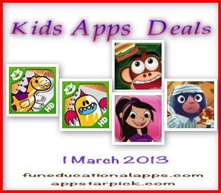 Kids Apps Friday