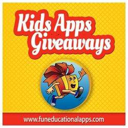 Kids App Friday Giveaway