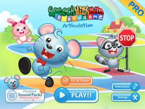 Speech With Milo- Articulation Game Board Pro 1
