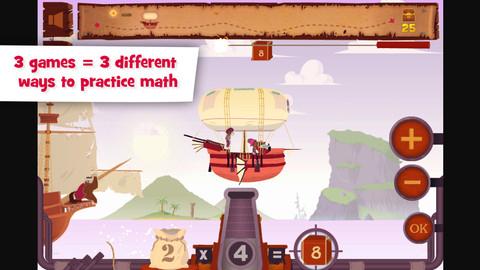 Number Names Worksheets beginning multiplication games : Multiplications with Math Mathews - Math App to Master ...