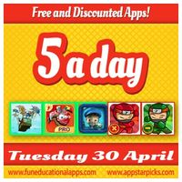 Tuesday Free Apps