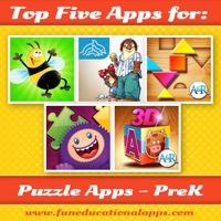 Top 5 Puzzle Apps for preschoolers
