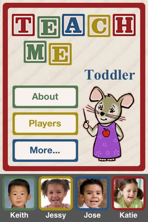 Teach Me- Toddler 1