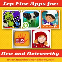 Top 5 NEw and Noteworthy May 3rd