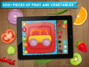 Cute Food  Cooking App for Kids 3