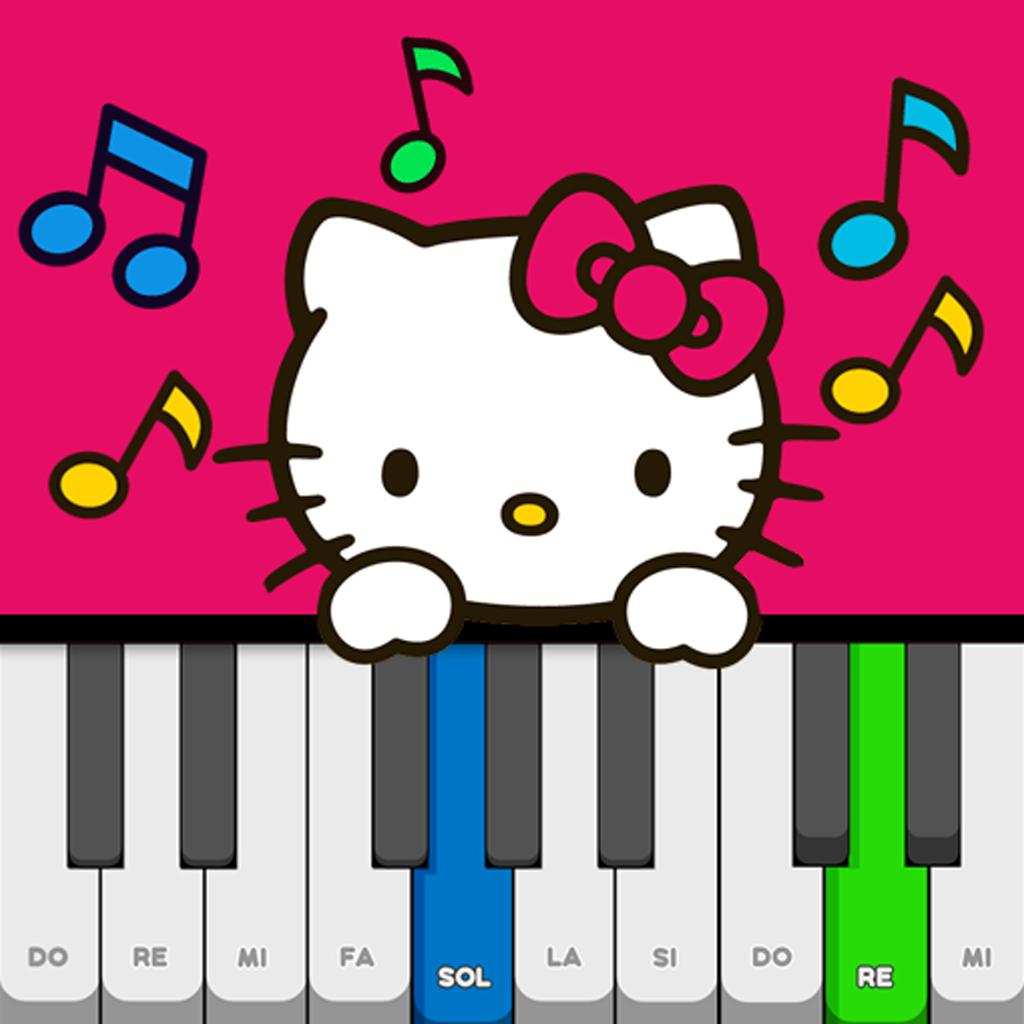 Hello Kitty Music Piano