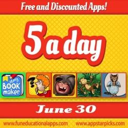 Free Kids Apps June 30