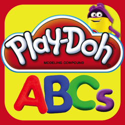 PLAY DOH Create ABCs