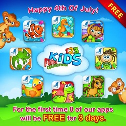 123 Kids Game Apps