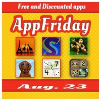 AppFriday Aug 23