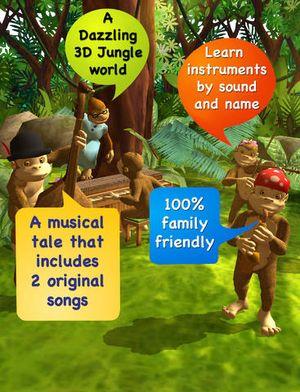 Gorilla Band 3D  1