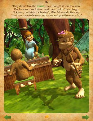 Gorilla Band 3D  2