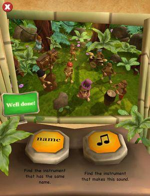 Gorilla Band 3D  3