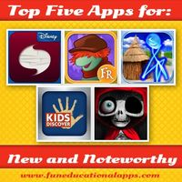New and Noteworthy May 10