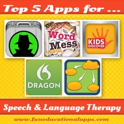 Top Speech and Language Therapy Apps