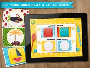 Cute Food  Cooking App for Kids 1