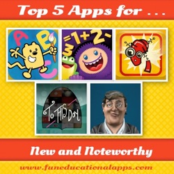Top New and Noteworthy Apps