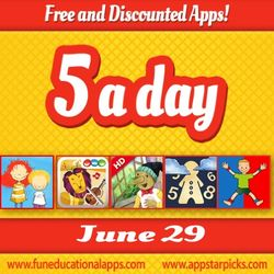 Free Apps June 29