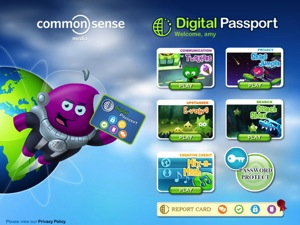 Digital Passport for Kids