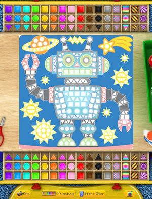 Superzaic - Kids Mosaic Crafts1