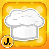 Cute Food  Cooking App for Kids