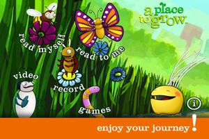 A Place to Grow – Interactive Children's Book 1