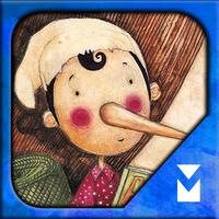 Pinocchio- Interactive Kid's Storybook