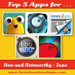 Best Kids Apps June 18