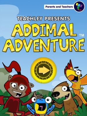 Teachley Addimal Adventure 2