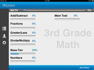 iMaster - 3rd Grade Math