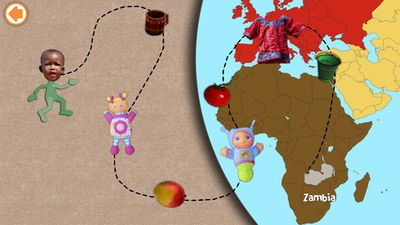 Counting Around the World 4