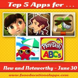New Kids APps june 30