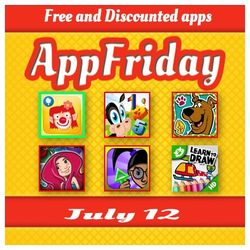 Free Kids Appas July 12