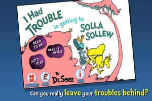 I Had Trouble in Getting to Solla Sollew  Dr Seuss 1