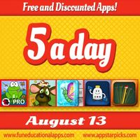 Aug 13 Free Apps