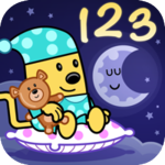Good Night Wubbzy Bedtime Counting