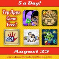 Free Apps Agu. 25