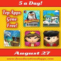 Free Apps Aug 27