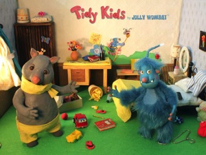 Tidy Kids  Family fun and agility