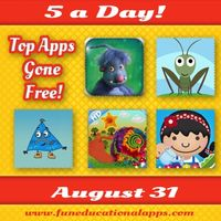 Free Kids Apps Aug 31