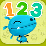Doodle Critters Math- Numbers