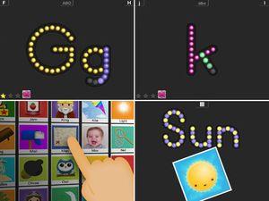 Interactive Alphabet 3